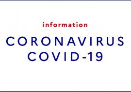 COVID-19 - Informations et conseils